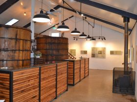 Kay Brothers heritage cellar door