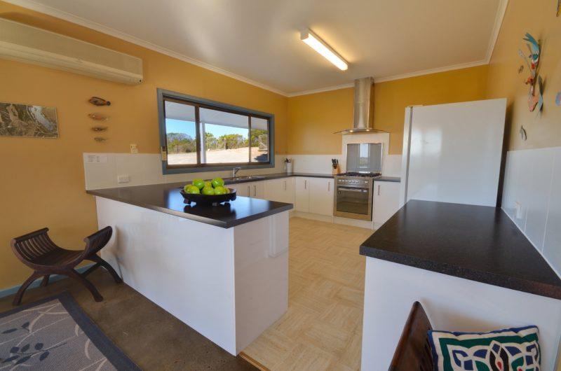 Large farm-size kitchen