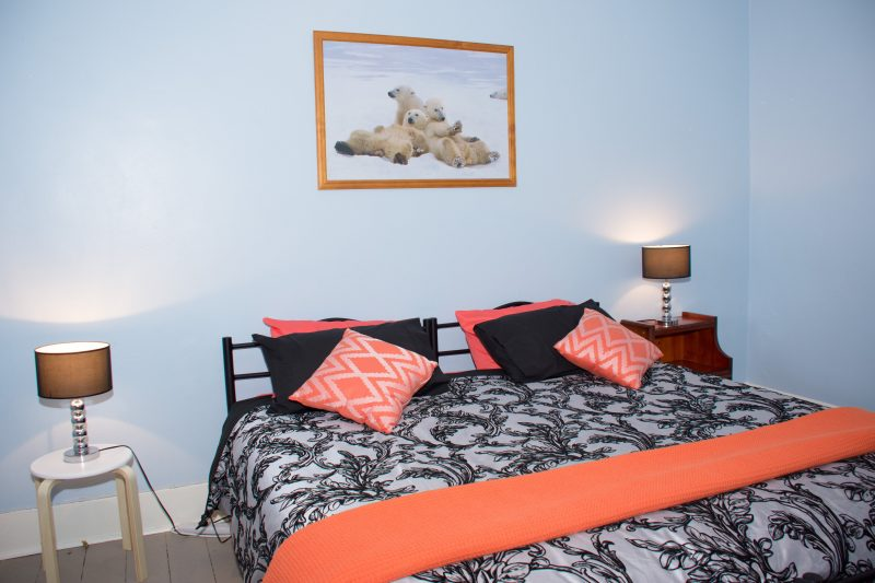 Accommodation in Kimba - Kimba Traveller's Haven King Bedroom