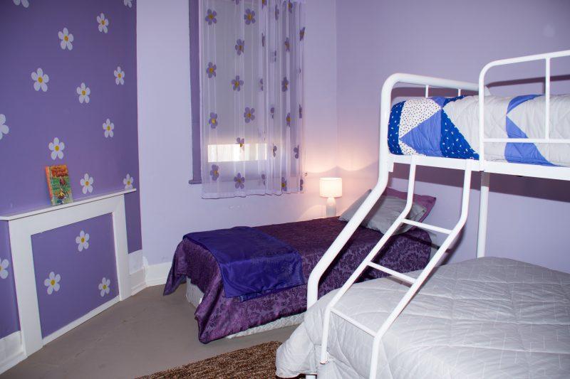 Accommodation in Kimba - Kimba Traveller's Haven Quad Family Bedroom