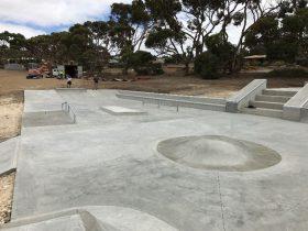 Kingscote Skate Park