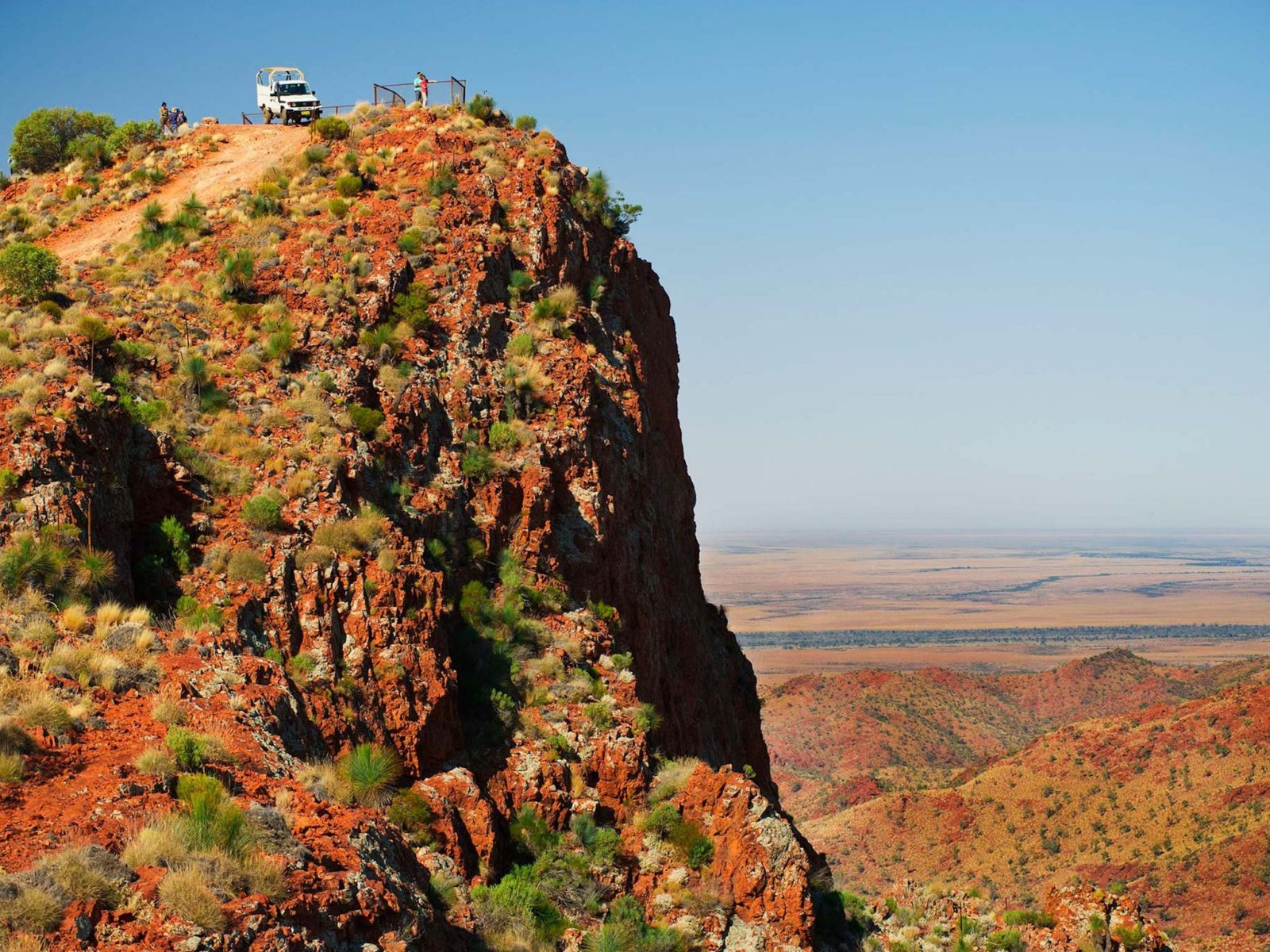 Sillers Lookout, Australian Air Holidays