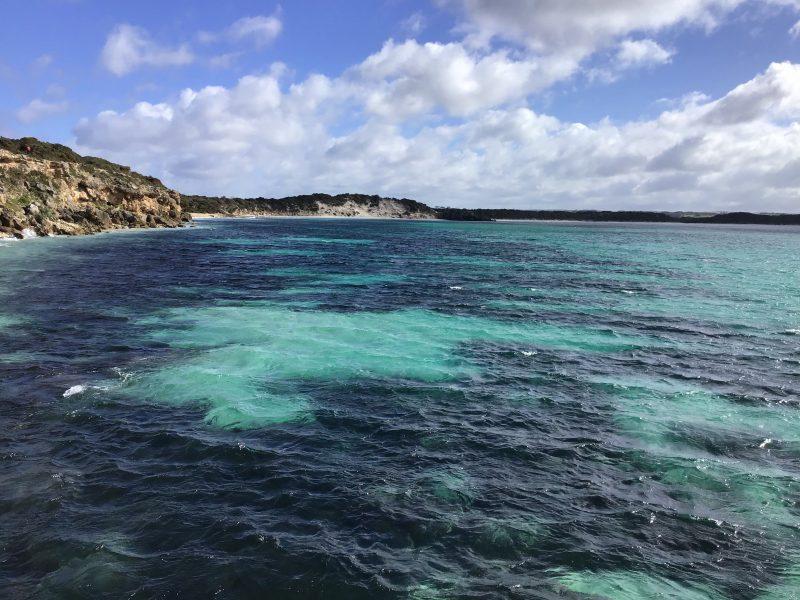 Vivonne Bay colours