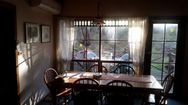 Kurianda Cottage Dining Area