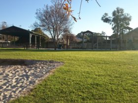 Langhorne Creek Playground
