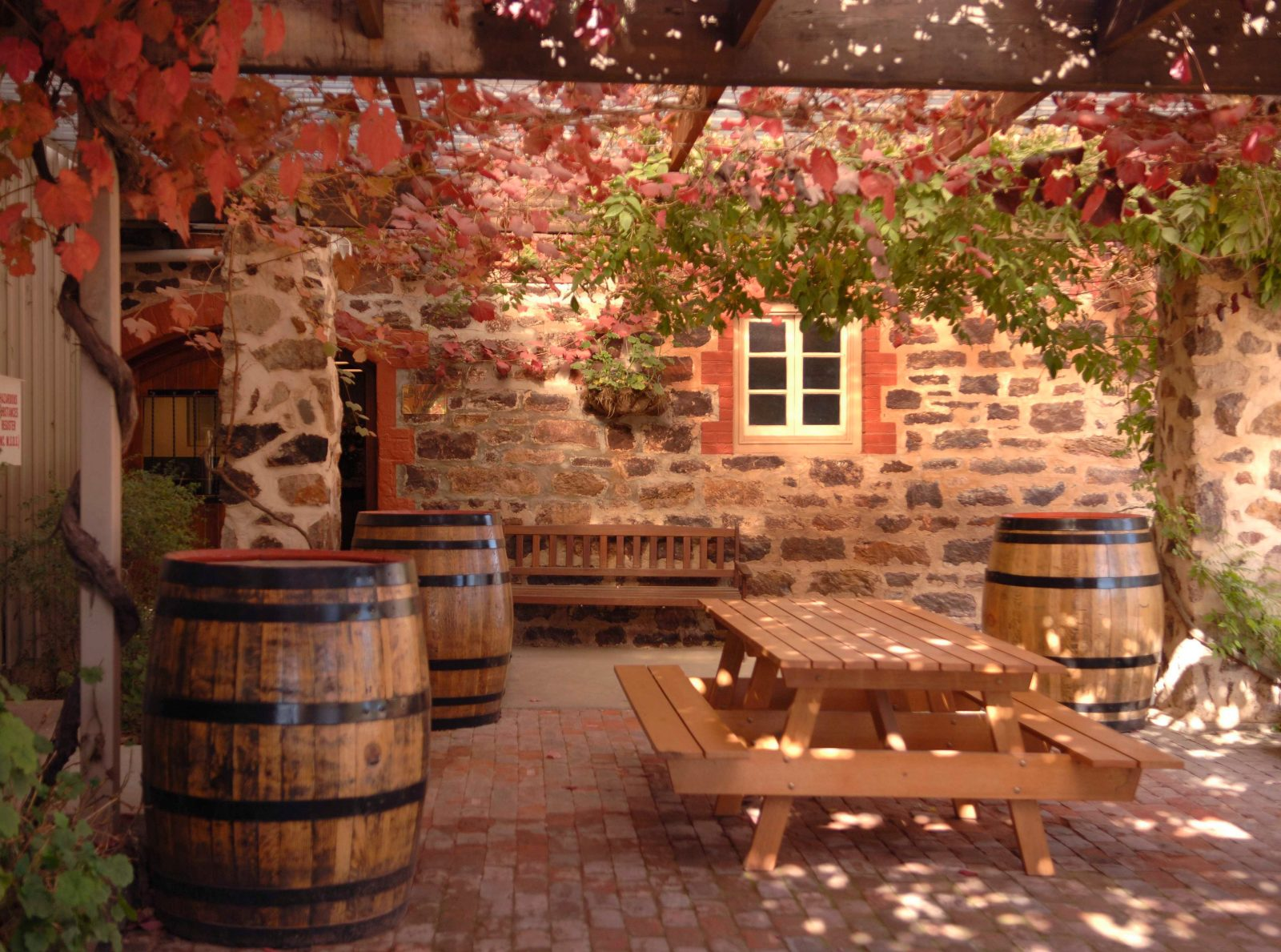Langmeil Cellar Door