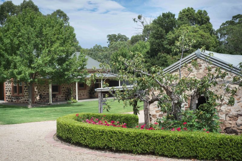 Langmeil Winery grounds