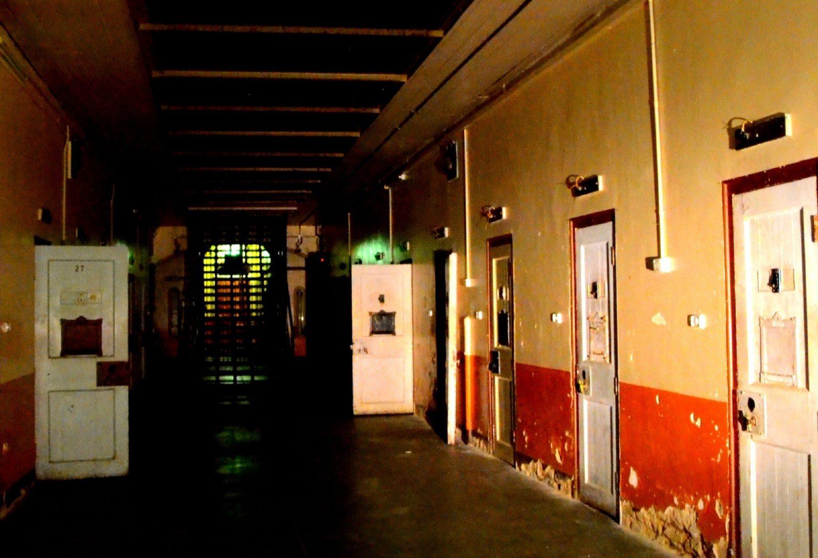 Gaol Cells