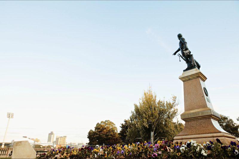 Montefiore Hill, city views, Colonel William Light