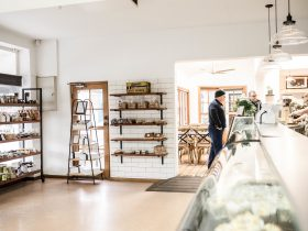 Bakery Shop and Pantry