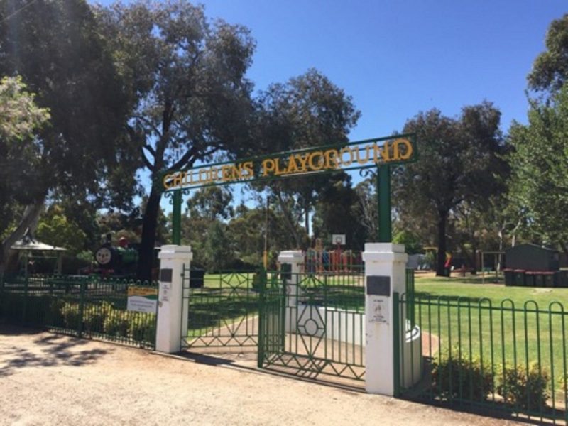 Lions Club Playground