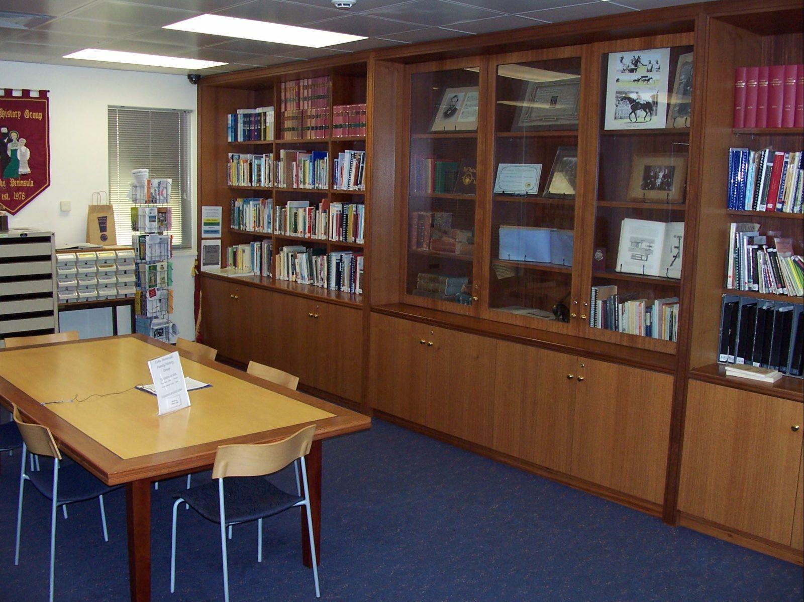 Local history Room