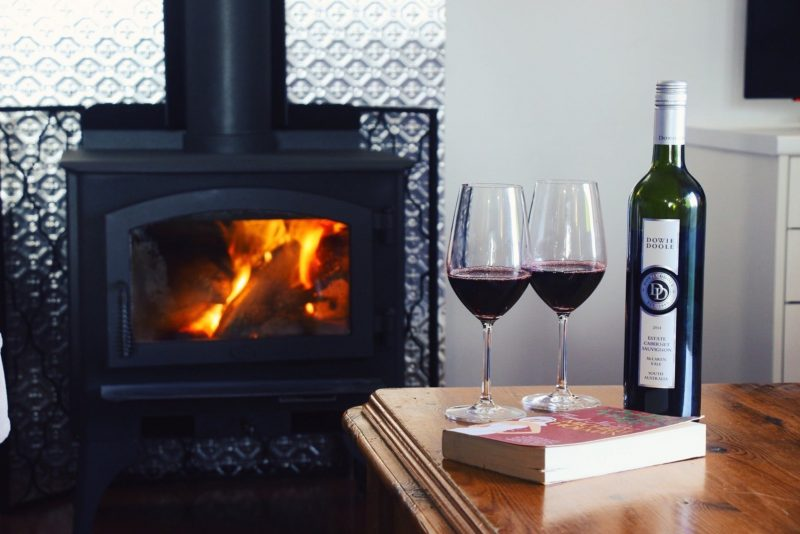 Wines by the fire