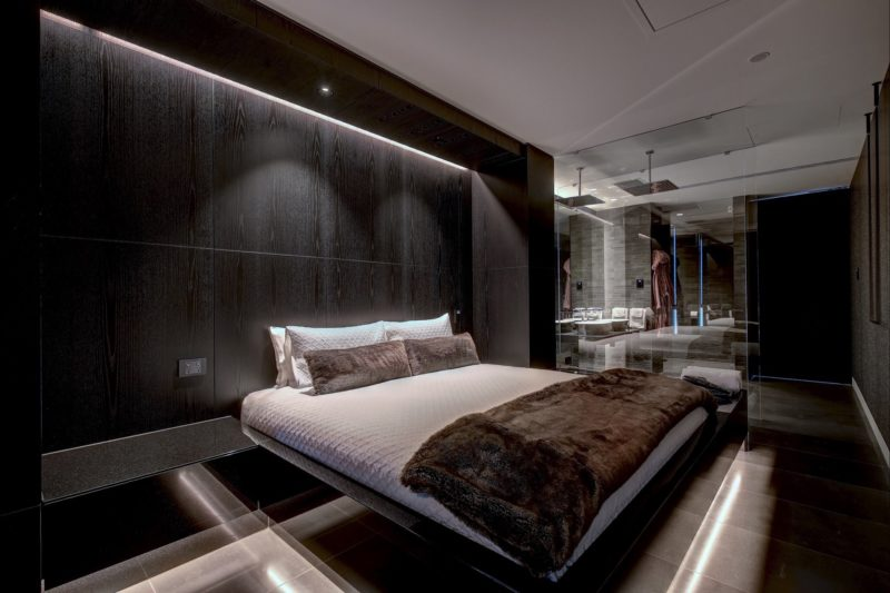 Luxe Haus - King Bedroom