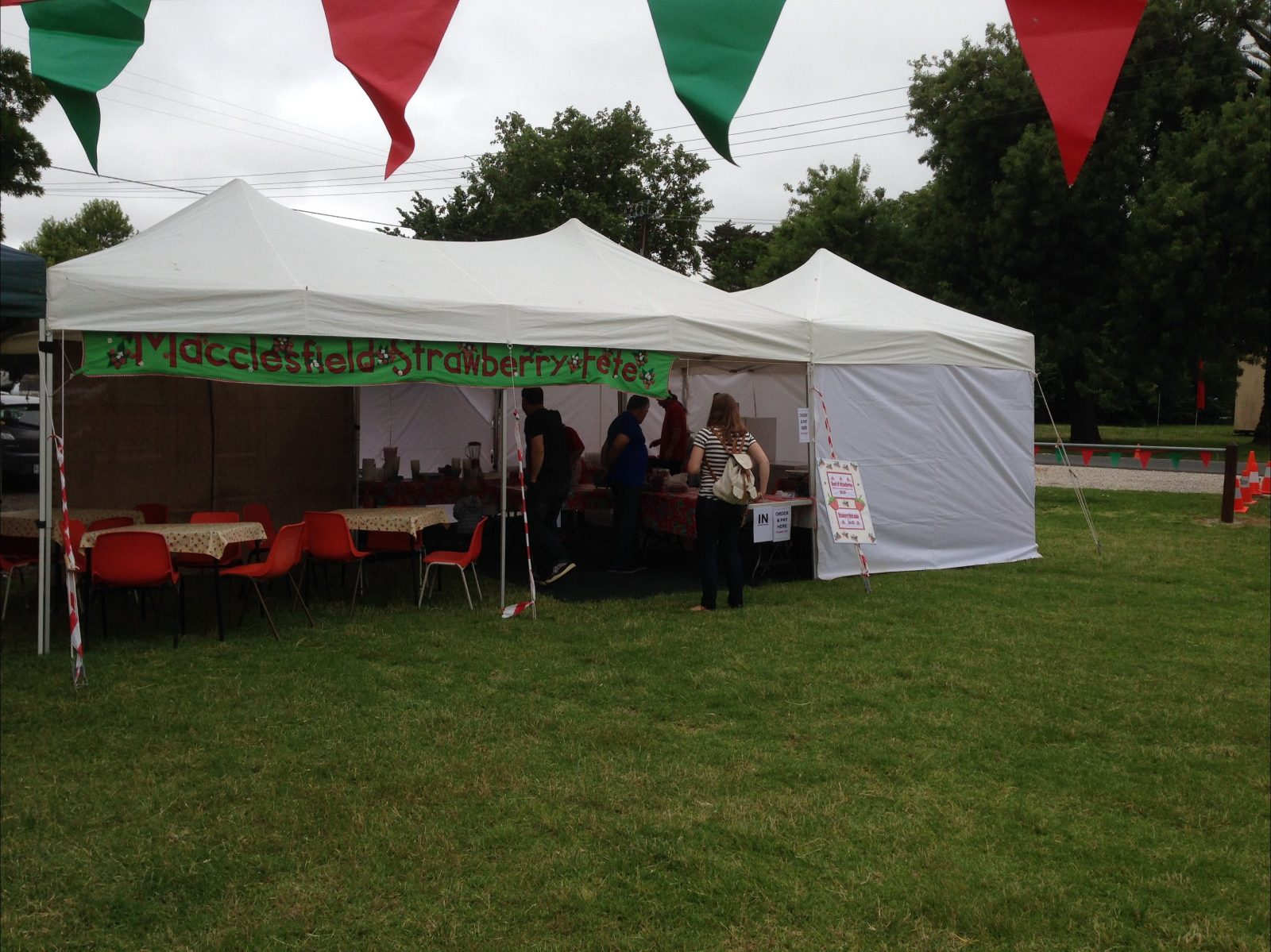 Macclesfield Strawberry Fete