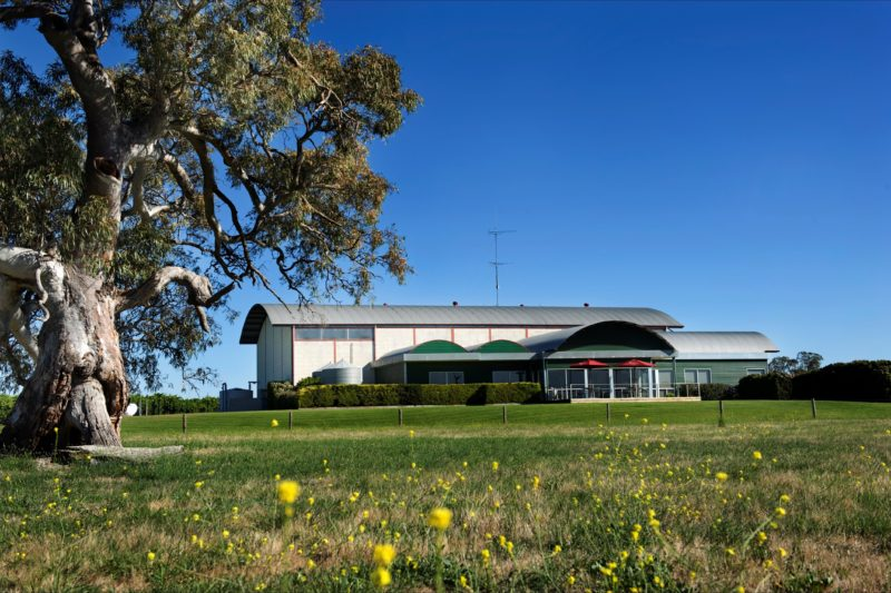 The Majella Winery and Cellar Door Sales