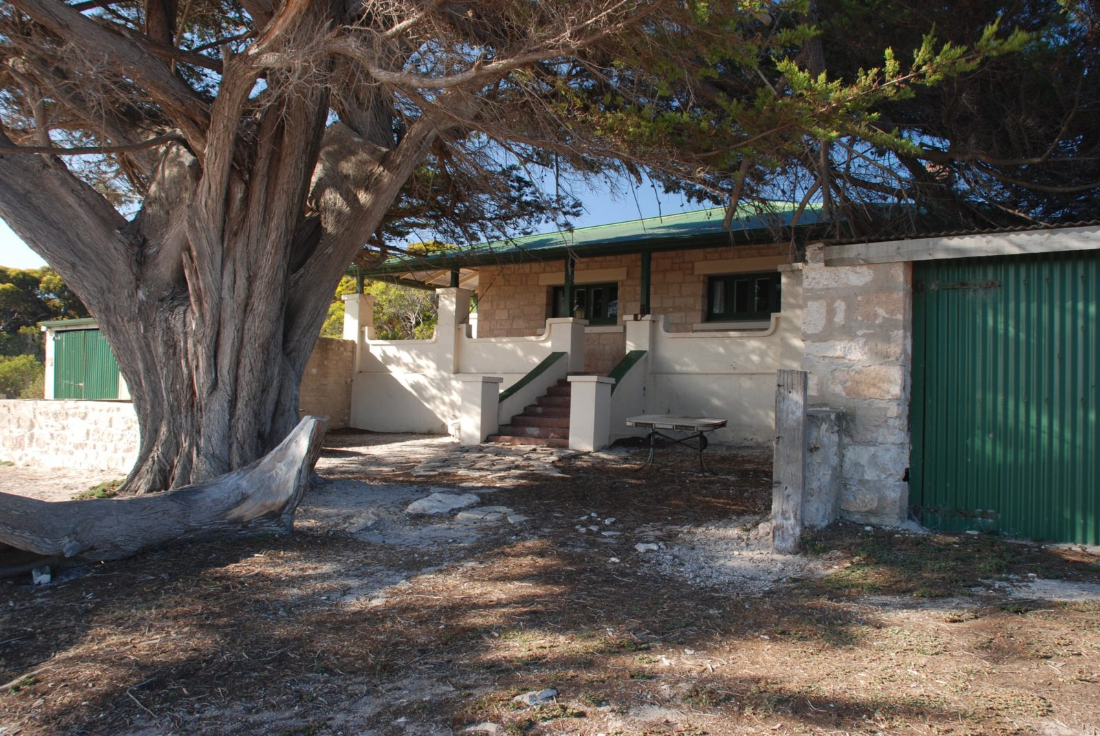 Managers Lodge - Innes National Park