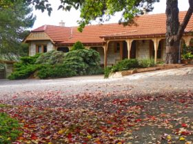 Luxury accommodation in the Barossa Valley South Australia