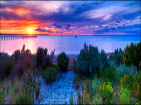 Marion Bay Sunrise