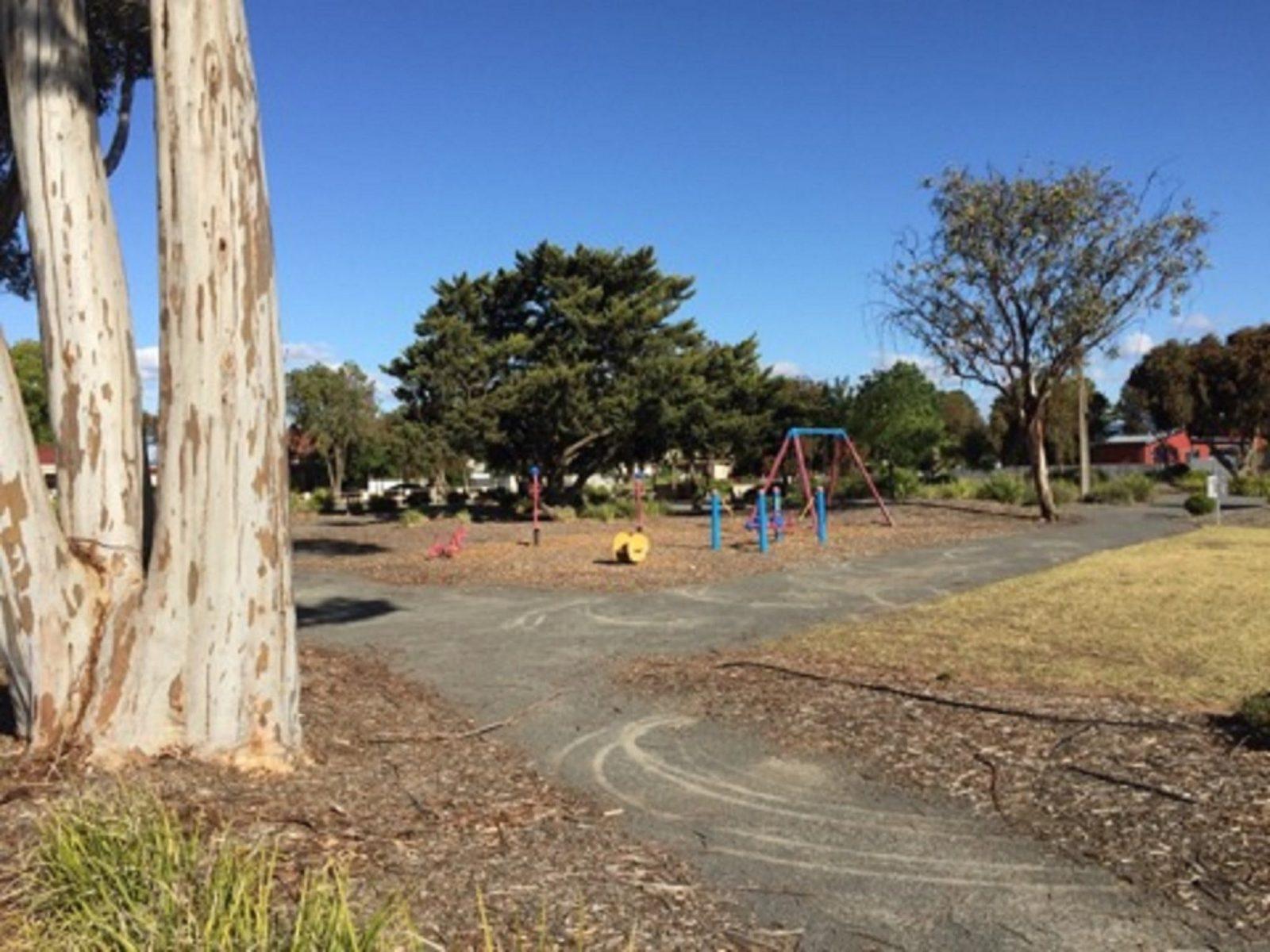 Mattiske Park Playground