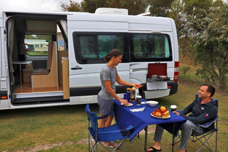 maui motorhomes campervans australia