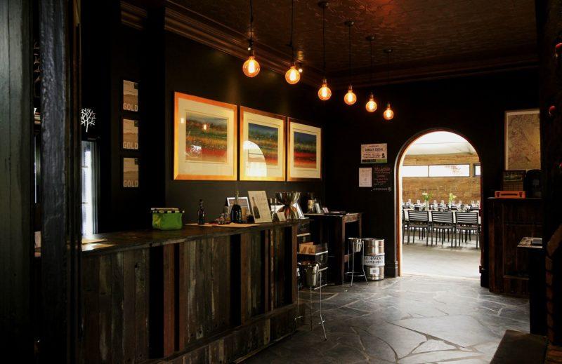 Maximilian's Restaurant and Sidewood Estate Cellar Door