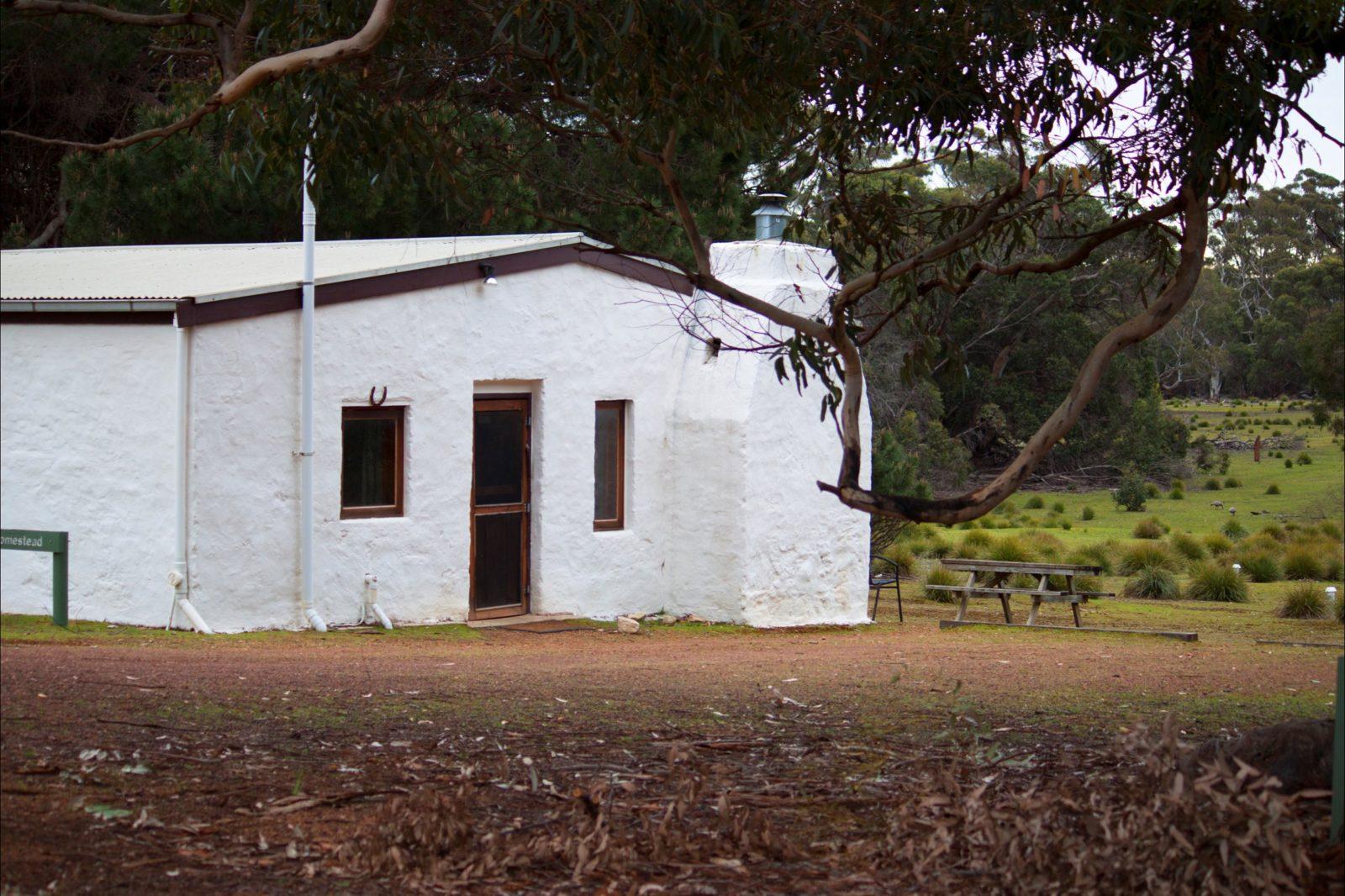 mays cottage - flinders chase national park