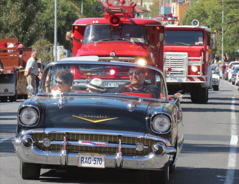Andy's 1957 Chevrolet