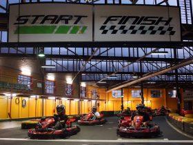 Adelaides Fastest Indoor Go Kart track