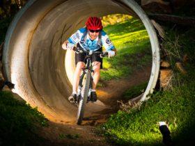 Fun trails in Melrose