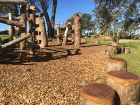 Memorial Parklands - Nature Play