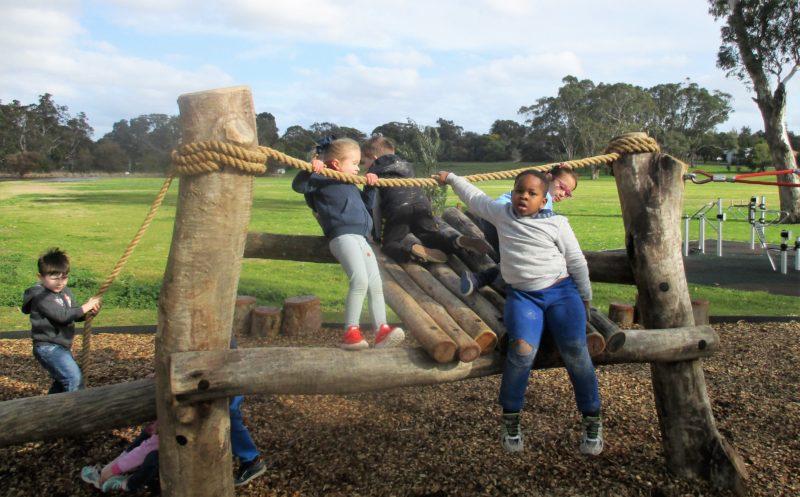 Memorial Parklands - Nature Play
