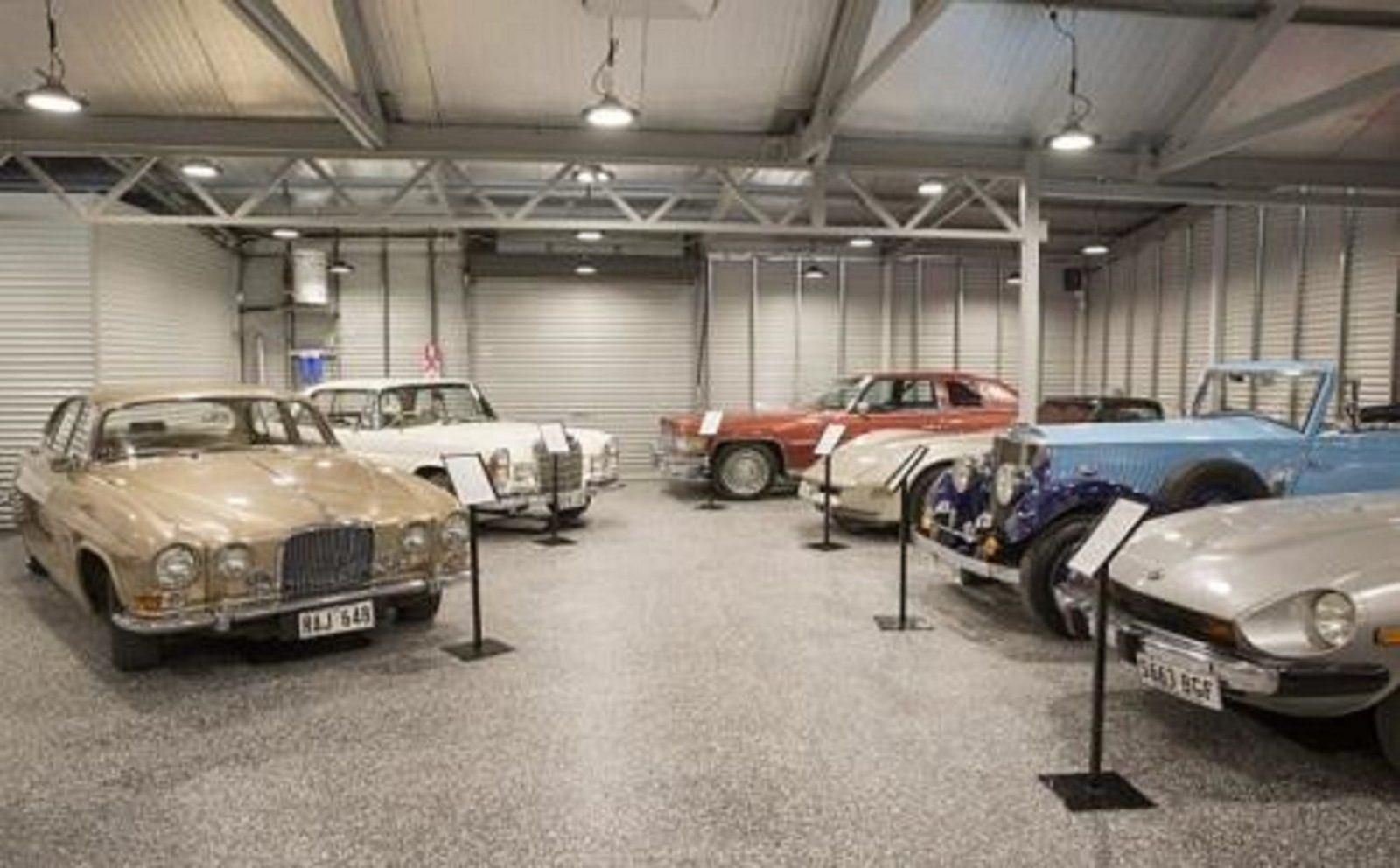 Swan Reach Classic Car Gallery