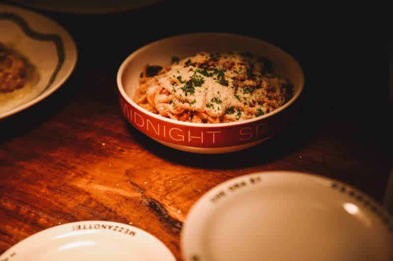 Midnight Spaghetti