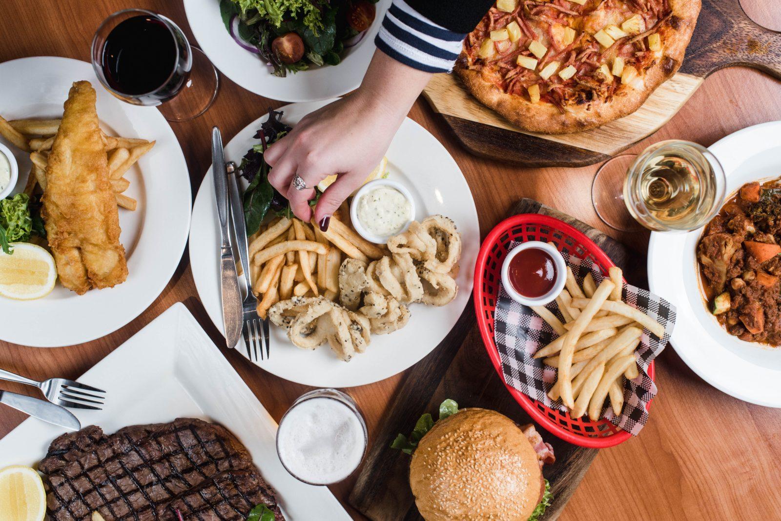 Midway Tavern Food