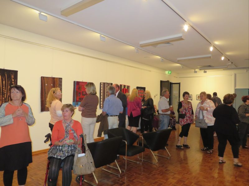 Geltwood Opening Millicent Art Gallery