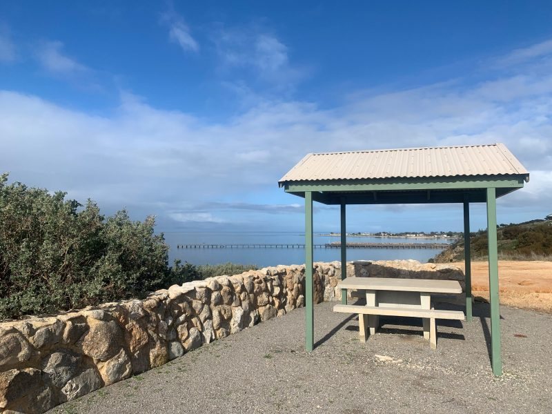 Mills Gully Lookout - Stansbury
