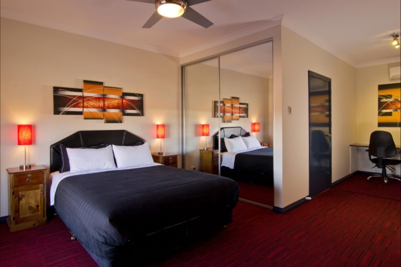 Typical Suite room