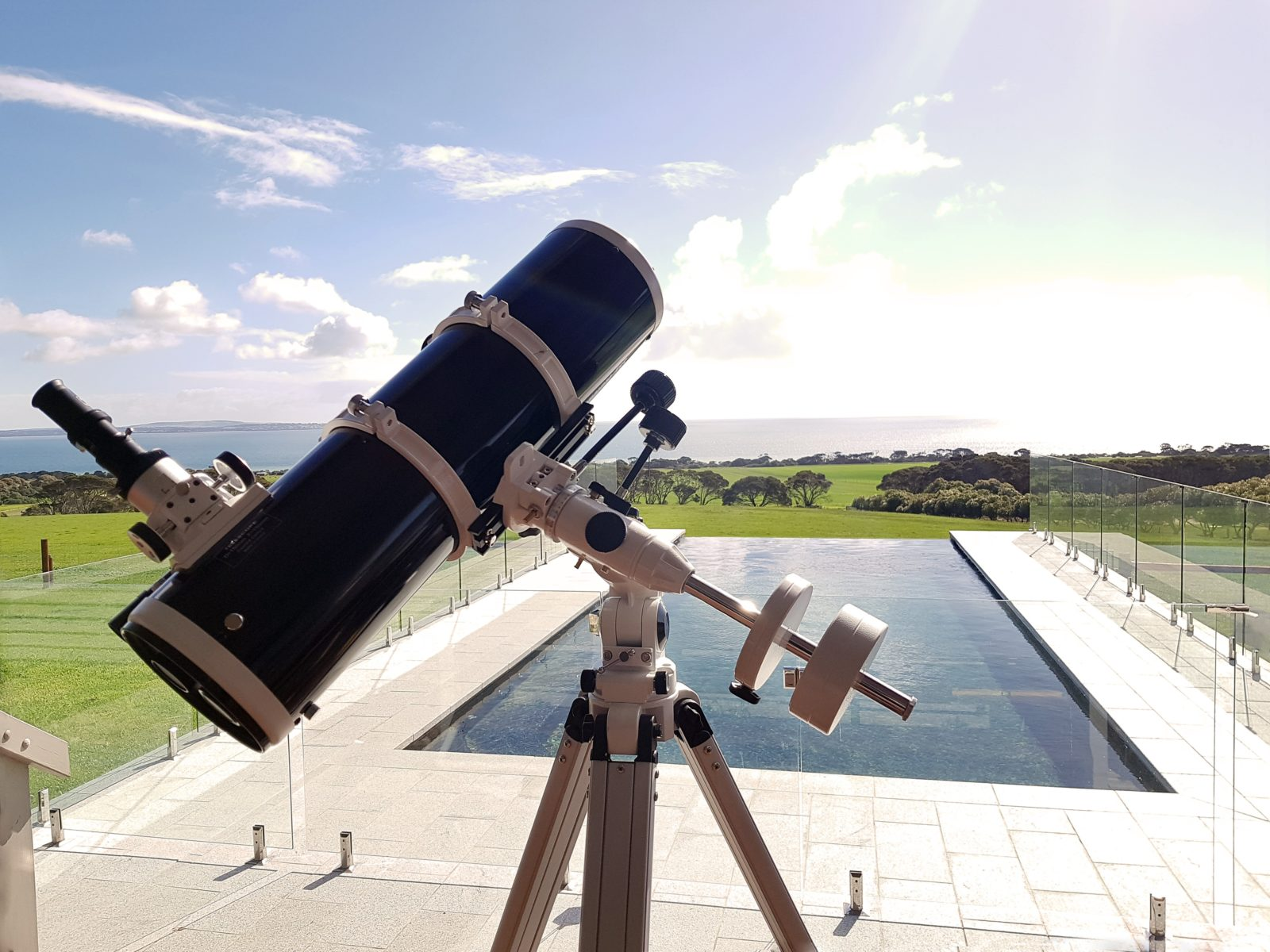 pool telescope image