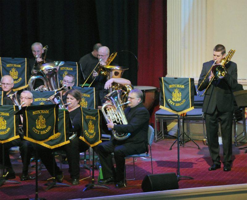 Mitcham Band Festival 2017