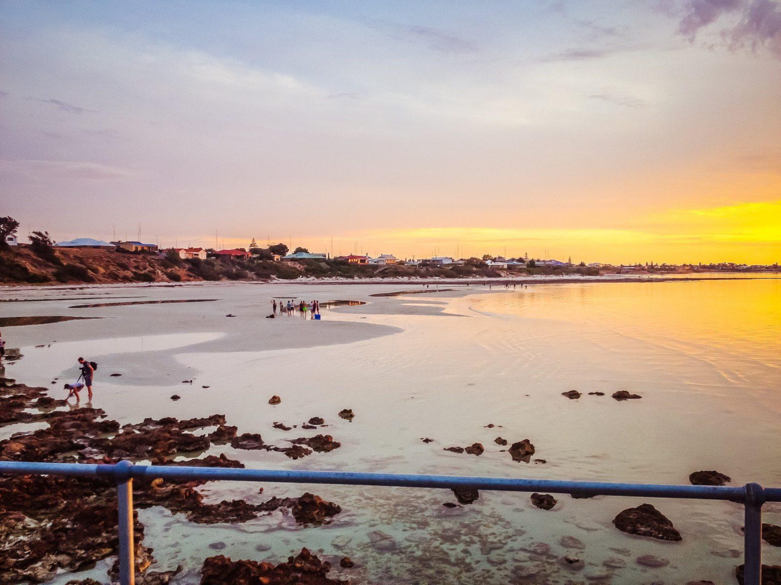Moonta Bay foreshore
