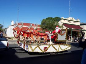 Moonta Christmas Pageant & Festivities