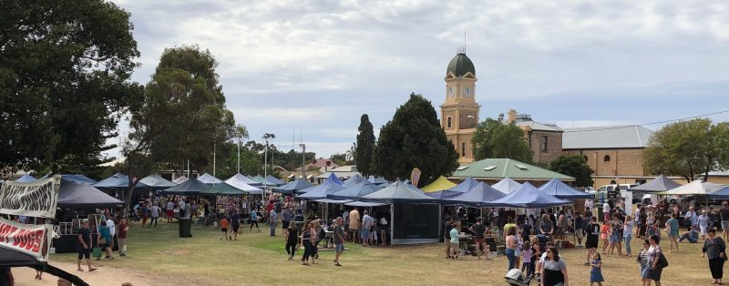 Moonta Country Markets