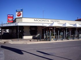 Moonta Hotel, Moonta, Yorke Peninsula, South Australia