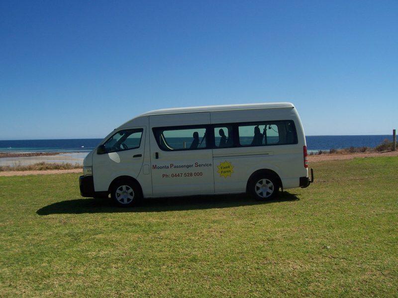 13 passenger Mini bus