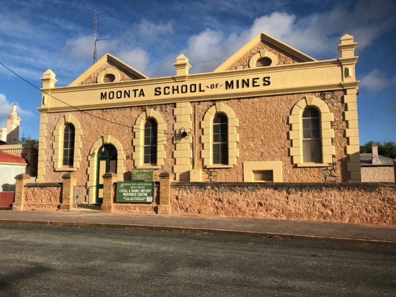 School of Mines Family History & Resource Centre, Moonta