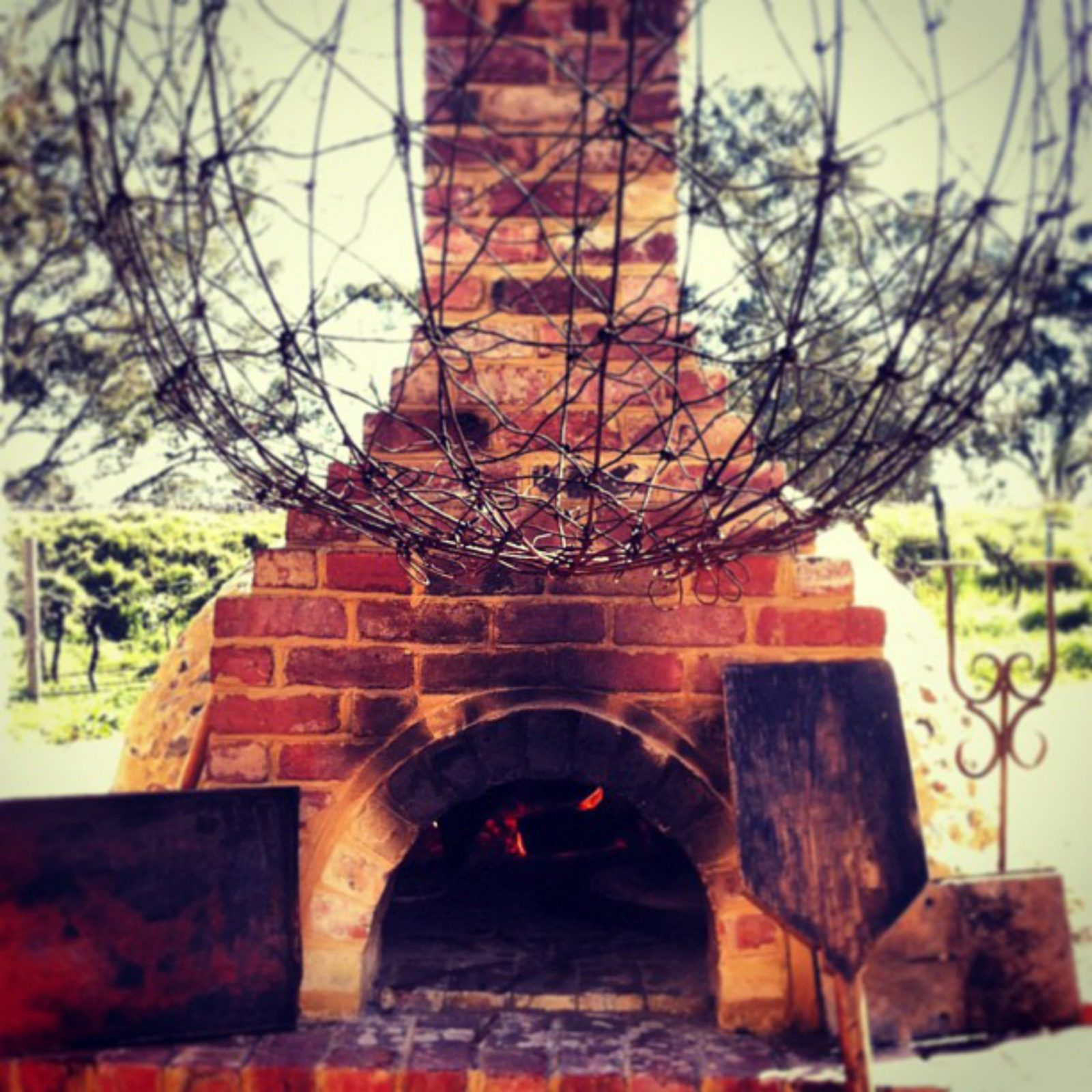 The Wood Oven