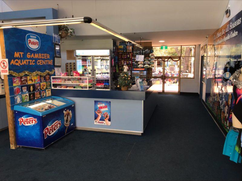 Reception area 2017