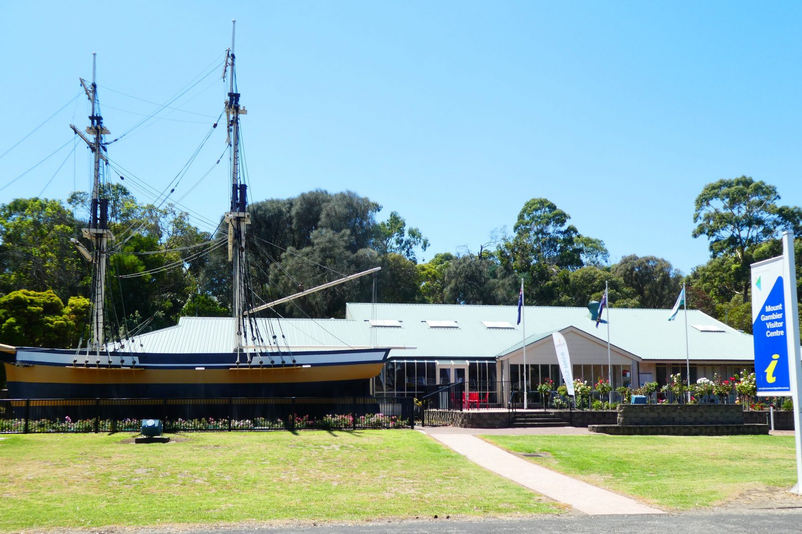 Mount Gambier Visitor Centre
