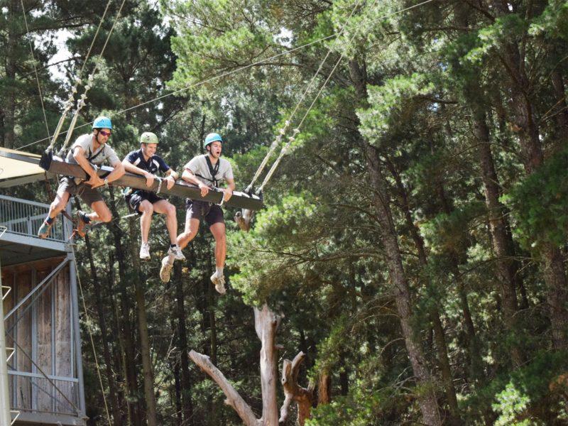 Mega Swing, Adventure Hub, Outdoor